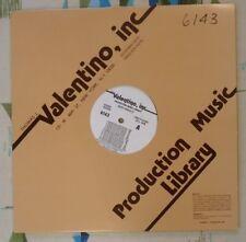 Valentino Library Music LP #6143 Walter Murphy 1983 VG++