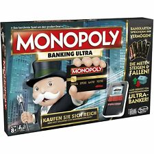 Hasbro Gaming Monopoly Banking Ultra, Brettspiel