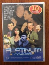 Platinum Movie Pack 10 Movies DVD Region 4 New & Sealed