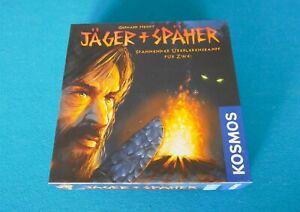 JÄGER + SPÄHER - Willkommen in der Steinzeit! - von G. Hecht / KOSMOS - 2014