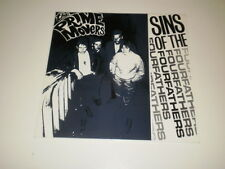 THE PRIME MOVERS - SINS OF THE FOURTHFATHERS - LP 1989 UNIVERSE RECORDS EX+/EX-