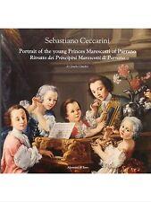 Sebastiano Ceccarini.Portrait of the young princes Marescotti of Parrano