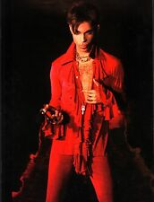 PRINCE 1997 THE JAM OF THE YEAR TOUR CONCERT PROGRAM BOOK / NEAR MINT 2 MINT