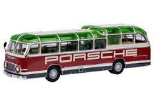Schuco 1/43 Auwater NEOPLAN FH11 Porsche Race Shop Bus DIECAST REPLICA 450896600