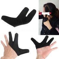 Hair Straightener Straightening Curling Hairdressing Heat Resistant Mitten Glove