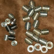 30 E-Z Lok Vintage Threaded Inserts Assorted Sizes NOS USA