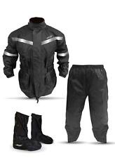 Motorcycle Rain Suit Waterproof Suit Rain Gear For Adults M,L,XL,XXL