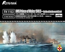 Flyhawk FH1153 1/700 HMS Prince of Wales Dec.1941.5