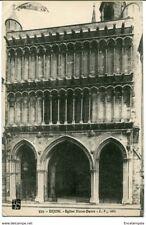 CPA-Carte postale- France - Dijon - Eglise Notre Dame- 1913 (CP377)