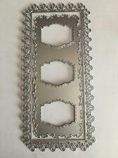 Unbranded Slimline Frame and Cutouts Dies*Free Shipping!