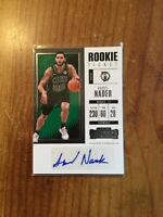 ABDEL NADER 2017-18 CONTENDERS ROOKIE TICKET AUTO AUTOGRAPH ST-AND