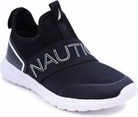new NAUTICA kids youth ALOIS shoes sz 3 girls boys slip-on sneakers run tennis