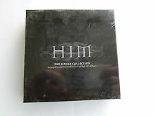 HIM - THE SINGLE COLLECTION  10 X CD MAXI SINGLE BOX SET  BRAND NEW & SEALED