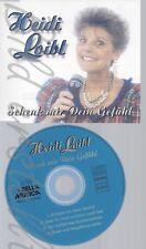 CD--HEIDI LOIBL, GOTTE GOTTSCHALK UND WILLI KLUETER -- -- SCHENK MIR DEIN GEFÜHL