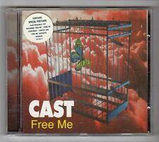 (HC543) Cast, Free Me - 1997 CD