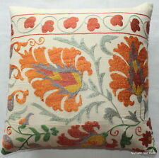 Handmade Embroidered Decorative Cushion Covers