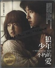 A Werewolf Boy (Korea 2012) TAIWAN BLU RAY ENGLISH SUBS