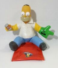 The Simpsons Talking HOMER Duff Beer Couch Buddy  Remote Control Organizer