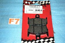 2 plaquettes de frein arrière Brembo HONDA SXR 50 X8R SYM Jet sport X 50 /S/SR