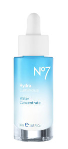 No7 Hydra Luminous Water Concentrate, 1 fl. oz.