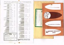 1958 Sierra Bullets Catalog AN INTRODUCTION TO RELOADING 5½x8½ inches envelope