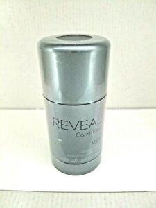 Calvin Klein  Reveal Men's Alcohol -Free Deodorant  2.6 OZ/ 75 ML Sealed New