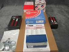Pontiac 400 engine kit 1968-79 gaskets oil pump bearings rings Se Habla Espanol