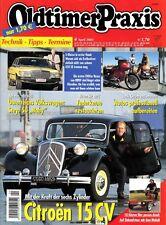 OP0304 + BMW R 100 Modelle + FMR Mokuli + Oldtimer Praxis 4/2003