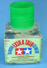 Tamiya 87038 Extra Thin Cement 40 ml Plastic Model Glue
