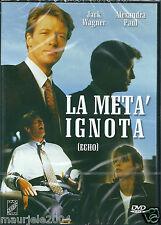 La meta ignota (echo) (1997) DVD NUOVO SIGILLATO Alexandra Paul. Jack Wagner
