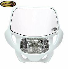 Acerbis DOT White Headlight for Honda Crf 250 450 2002-2012 Crf250 Crf450