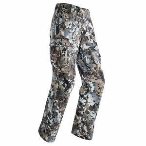 Sitka Gear Men's ESW Pants, Optifade Elevated II, 36 R - 50164-EV-36R