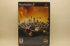 Need for Speed Undercover (Sony PlayStation 2, 2008)