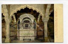 (Ga1777-460) Dewan Am Shrine, Fort Delhi, INDIA c1910 VG+