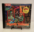 Mystic Towers (pc, 1995, Apogee Software) | Cd-rom Computer Game
