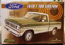 1970 Ford F 100 Custom Short Bed Pickup, 1:25, Model King 1228 new tool 2016 neu
