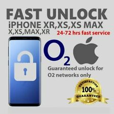 O2 IPHONE UNLOCK CODE - X XS,XR,XS MAX 100% ✅Super Fast