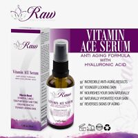 Vitamin ACE Face Serum (50ml) for Incredible Results, a Rich Blend of Vitamin...