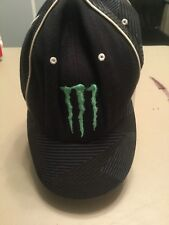 One Industries Monster Energy Baseball Cap Flex fit Small/Medium