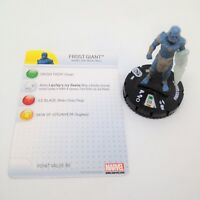 Heroclix Avengers Movie set Frost Giant #005 Common figure w/card!