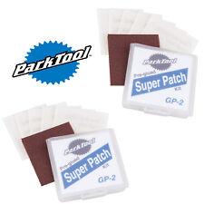 2x Park Tool GP-2 Pre Glued Super Patch Kit Puncture Repair MTB Road Bike