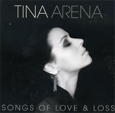 TINA ARENA Songs Of Love & Loss CD - Excellent Condition