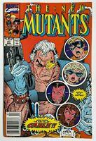 New Mutants #87 - 1st App Cable Marvel Comics X-Force X-Men Deadpool Newsstand