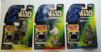 Lot of 11 Star Wars 1997 Kenner Action Figure Set Toy Freeze Frame New - WAG79