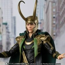 BANDAI Premium S.H.Figuarts Loki (Avengers) Action Figure Marvel Universe