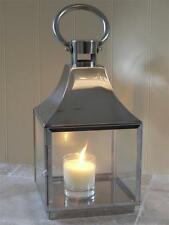 stainless steel and glass 50 cm lantern patio new lantern