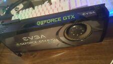 Nvidia GeForce GTX 670PCI-Express Graphics Card EVGA FTW, 2GB GDDR5, 256bit.
