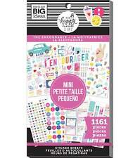 The Happy Planner Girl Mini Sticker Value Pack-Encourager 1161 NEW