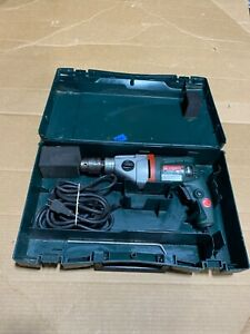 Metabo sds hammer drill electric corded SBE 750 rotary handle 1/2 ###6