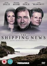 The Shipping News (DVD) Kevin Spacey, Julianne Moore, Judi Dench